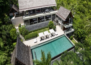 Bophut, North East, Koh Samui, 6 Bedrooms Bedrooms, 2 Rooms Rooms,Villa,Holiday Villa Rentals,1531