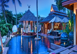 Bangrak, North East, Koh Samui, 9 Bedrooms Bedrooms, 7 Rooms Rooms,Villa,Holiday Villa Rentals,1538