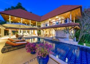 Katamanda Villa E34 5 Bedroomm(Thai-Real.com)