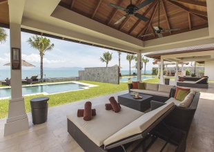 Large Villa For Sale on Maenam Beach, Koh Samui (Thai-Real.com)