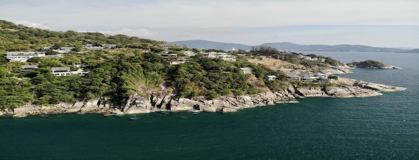 Exclusive Plot For Luxury Villa Millionaires Mile Phuket (Thai-Real.com)