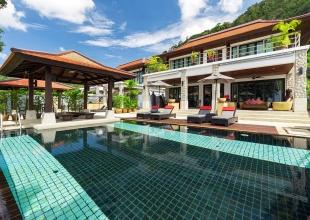 Kalim View Villa 6 For Sale in Phuket (Thai-Real.com)