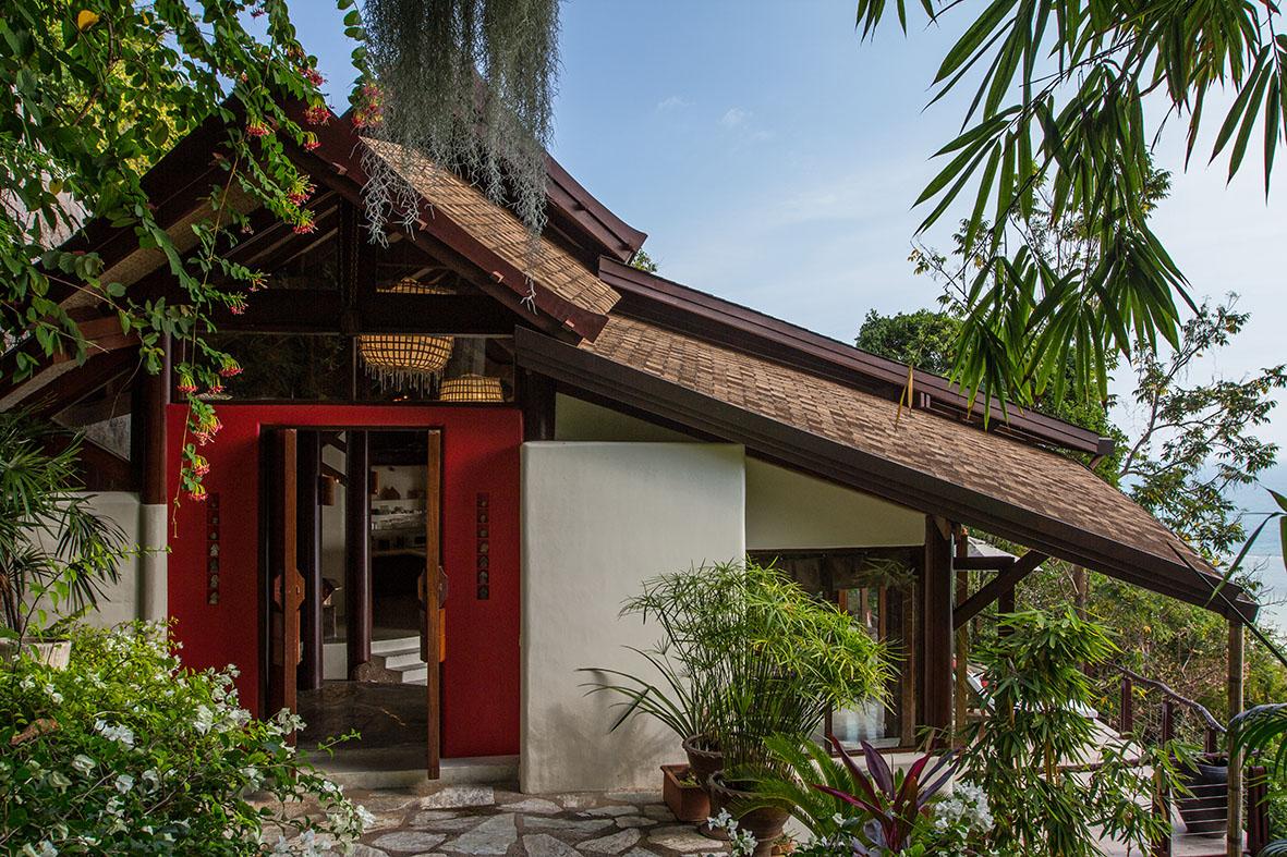 Waterfall Villa For Sale In Santikhiri Estate, Koh Samui (Thai-Real.com)