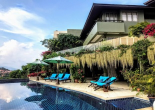 Baan Chuddanip For Sale @ Samui Summit Estate (Thai-Real.com)