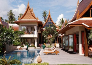 Luxury Beach Villa For Sale Dhevatara Cove, Koh Samui (Thai-Real.com)