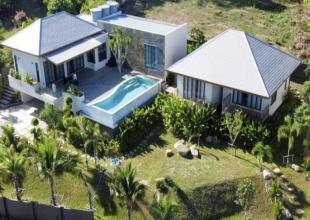 4 Bed Sea View Villa For Sale Plai Laem, Koh Samui (Thai-Real.com)
