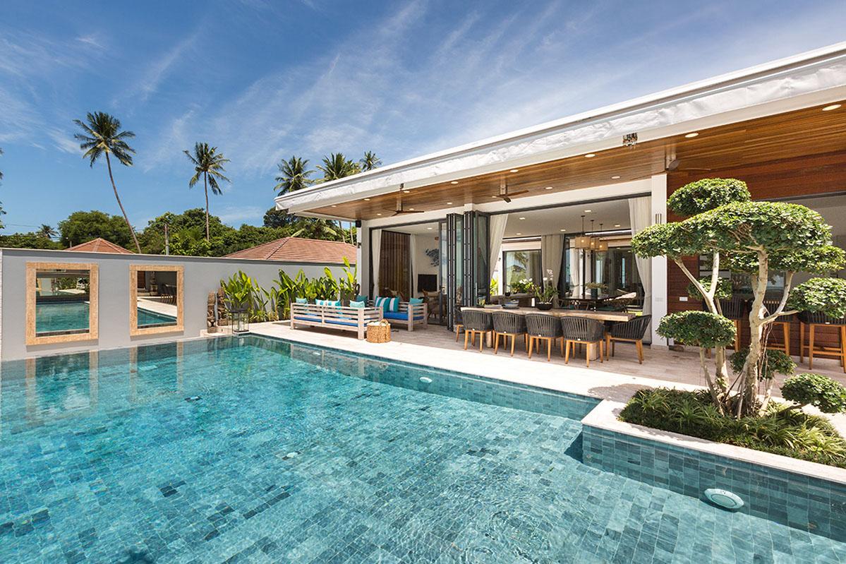Beach Villa For Sale Koh Samui, Villa Suma by Pavana (Thai-Real.com)