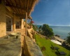 Exclusive Villa Built From Natural Materials