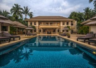 Luxury Beach Mansion