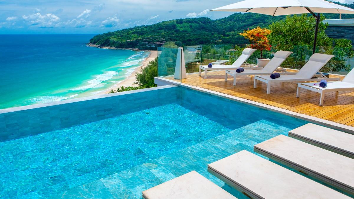 Villa Paradiso for sale Malaiwana Estate Phuket (Thai-Real.com)
