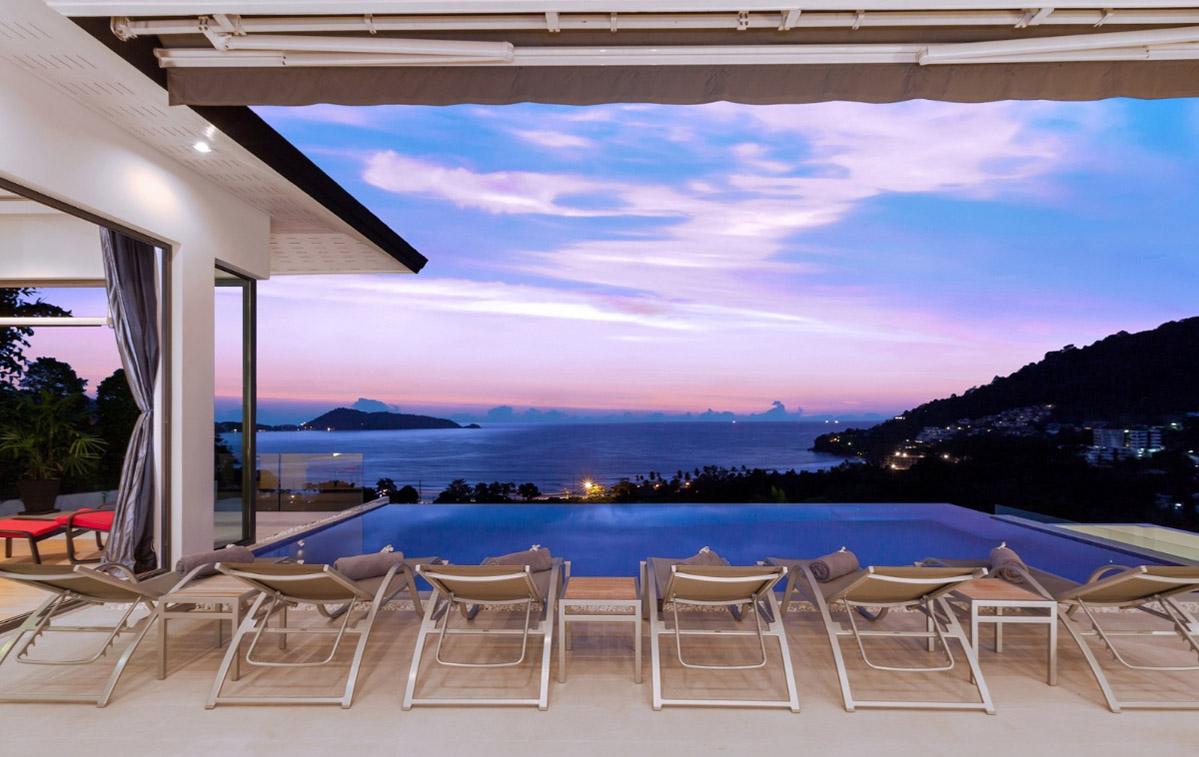 Villa Rockstar For Sale Kalim Beach Phuket (Thai-Real.com)