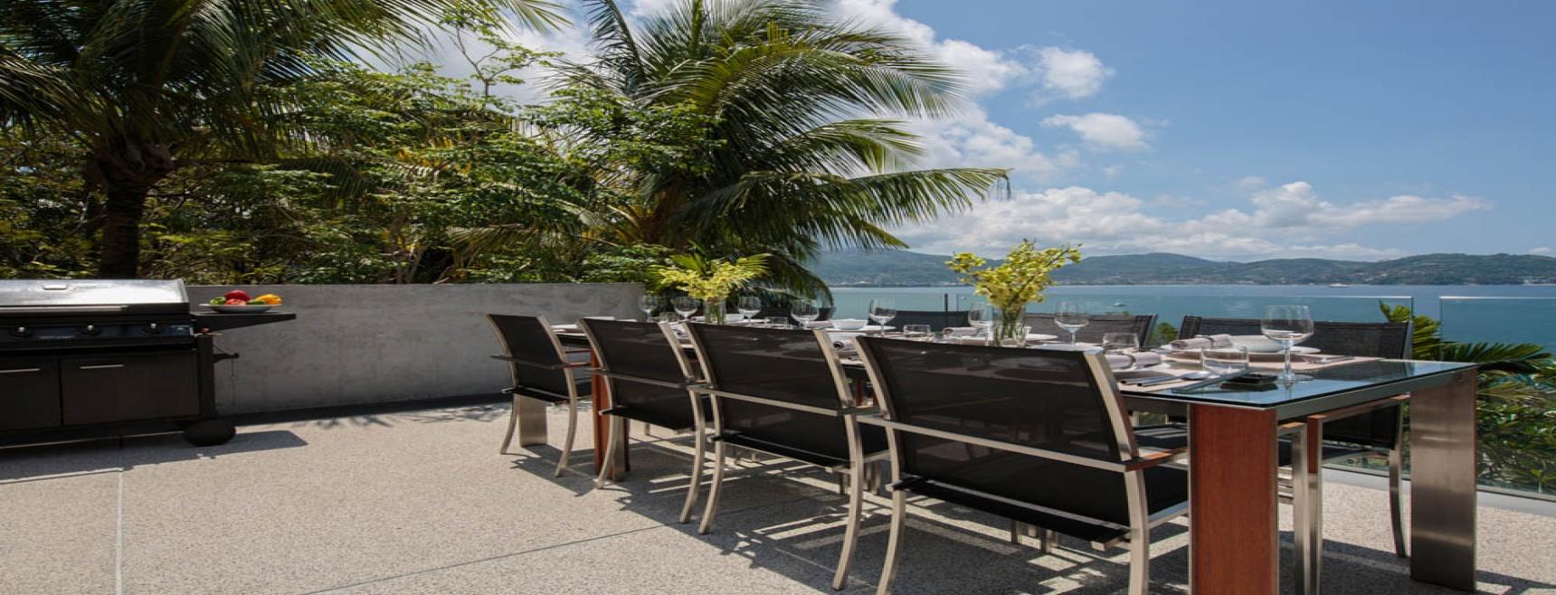 Samsara Luxury Ocean Front Villa Kamala Phuket